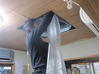 2012年11月 エアコン講習 008