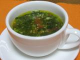 モロヘイアスープ