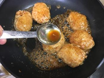 鶏つくねのレシピ、その10