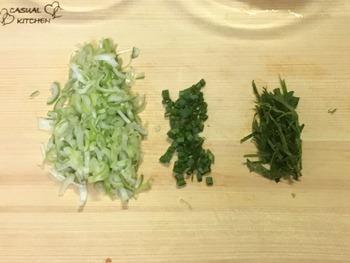梅茶漬け風スープチャーハンのレシピ、その4