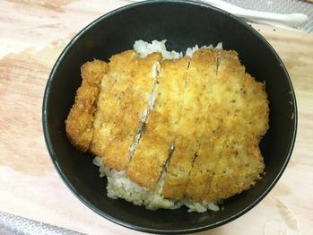 カツ丼のレシピ、その12