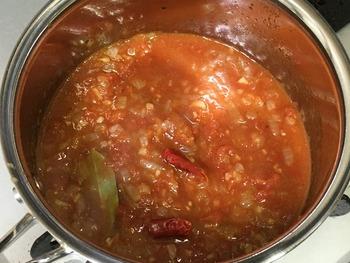 洋風トマトソースチャーハンのレシピ、その3
