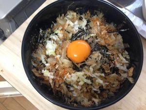 海苔おかか丼のレシピ、その4