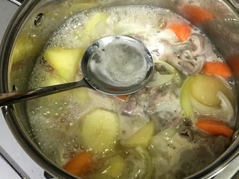 塩肉じゃがのレシピ、その5