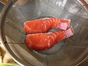 鮭のチャンちゃん焼きのレシピ、その3