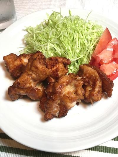 簡単な鶏のから揚げのレシピ