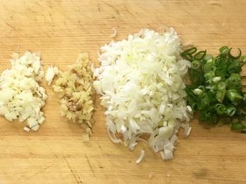 麻婆豆腐のレシピ、その2
