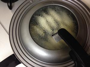 鯖の餃子の調理、その6