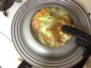 鮭のチャンちゃん焼きのレシピ、その7