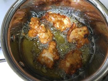 鶏のから揚げのレシピ、その4
