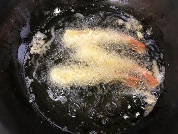 エビフライのレシピ、その9