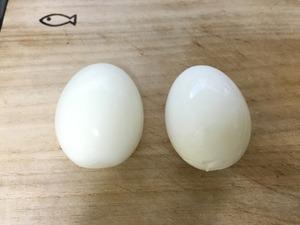 電子レンジゆで卵調理器、その5
