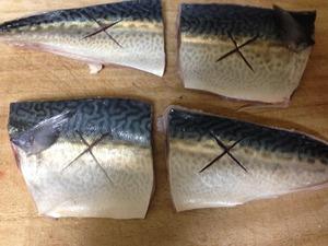 鯖の煮付けのレシピ、その4