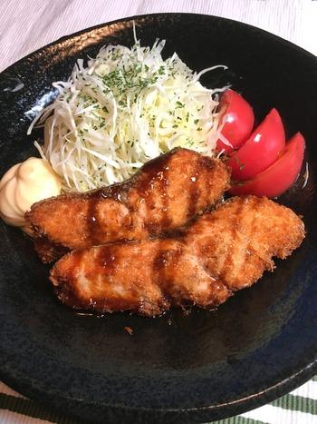 簡単な鮭フライのレシピ