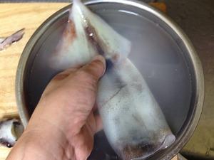 イカの丸焼きのレシピ、その2