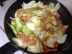 鮭のチャンちゃん焼きのレシピ、その8