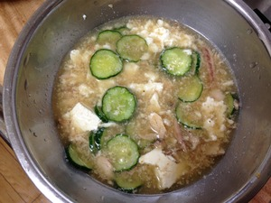 冷や汁のレシピ、その6