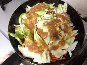 鮭のチャンちゃん焼きのレシピ、その6