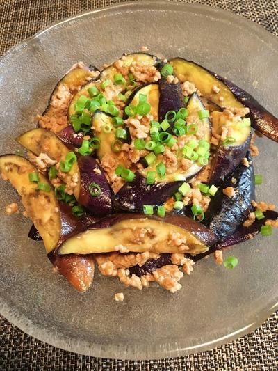 ナスと挽肉の味噌炒めのレシピ、その8