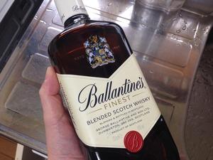 ウイスキー、バランタインファイネスト
