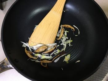天津飯風、かに玉チャーハンのレシピ、その4