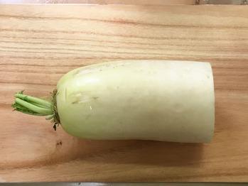おろし蕎麦のレシピ、その1