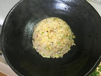 梅茶漬け風スープチャーハンのレシピ、その10