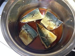 鯖の煮付けのレシピ、その8