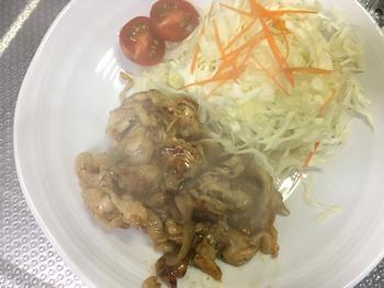 豚の生姜焼きのレシピ、その4