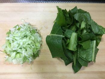 鮭とレタスのバター醤油チャーハンのレシピ、その5