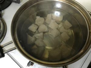 モツ煮込みのレシピ、その4