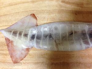 イカの丸焼きのレシピ、その3