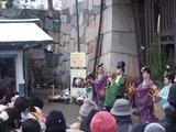 名古屋城開門式
