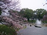 名古屋城・能楽堂横