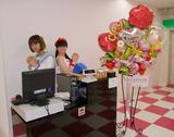 COMOK受付カウンター20130627