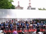 まるはち博覧祭開幕