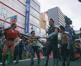 北斗の拳黒王パレード