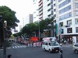 オスプレイ配備反対・抗議デモ 名古屋