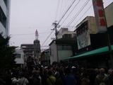 大須演芸場強制執行2014/02/03