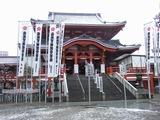 大須観音2012/12/10