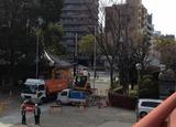 大須観音山門建て替え20140220