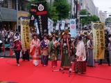 徳川宗春道中2014