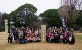 大ナゴヤ大学秀吉軍・家康軍記念撮影