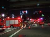 不審火2012/09/26 21:00過ぎ 矢場町若宮