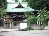 茅の輪・若宮八幡社