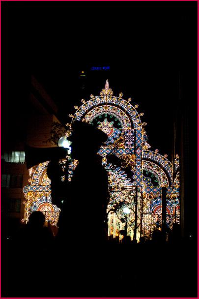 神戸ルミナリエ 2008