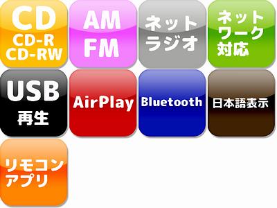 RCD-N9機能