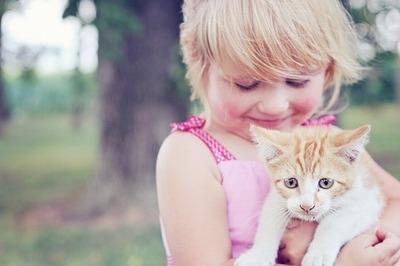 girlandcat