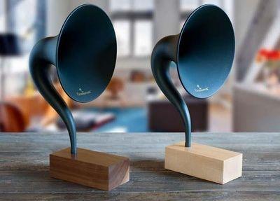 Gramovox 蓄音機風Bluetoothスピーカー