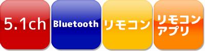 YAMAHA YSP-1400機能